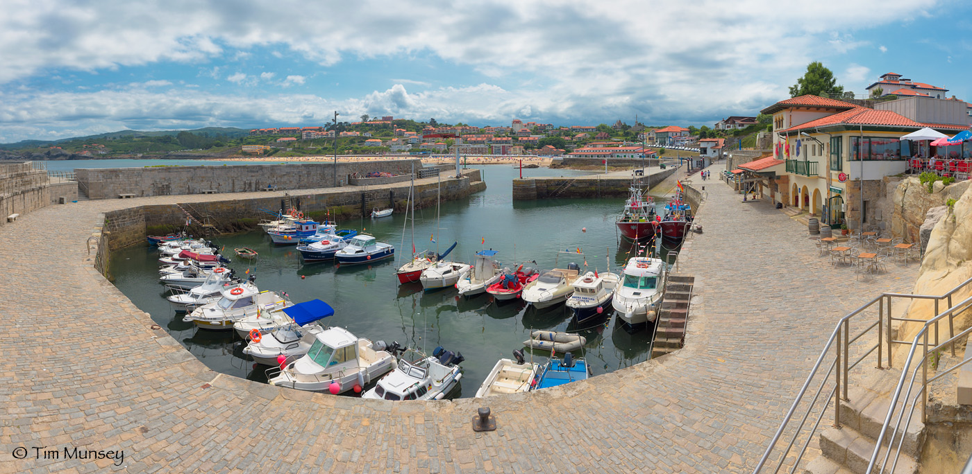 Camillas Harbour Panorama